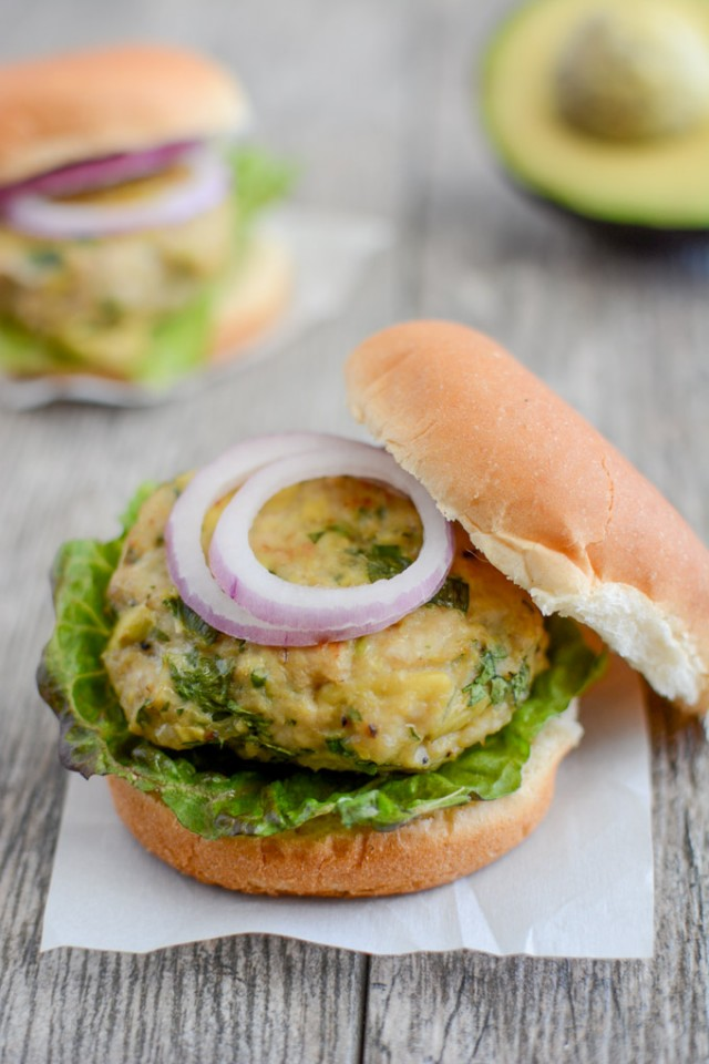 Mixing something, such as avocado, into your ground chicken will help to keep it moist. White meat ground chicken tends to dry out easily when cooked and become rubbery.